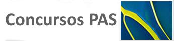 Concursos PAS